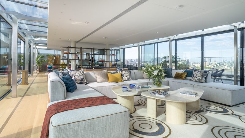The Penthouse, Battersea Power Station